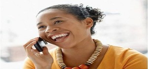 Woman_on_Cell_Phone_Orange