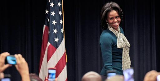 Michelle Obama Secret Service