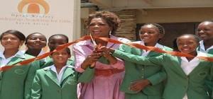 South Africa-Oprah