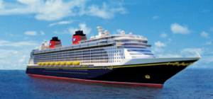 Photo of Disney Fantasy Courtesy of Disney Cruiseline
