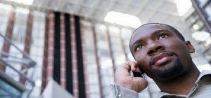 black-man-on-phone