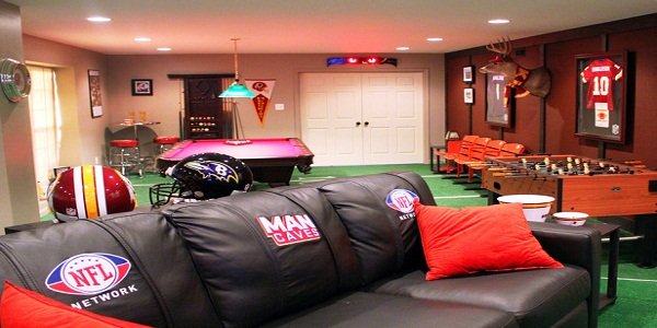 Man Cave Radio Show : Do you have your own space in marriage