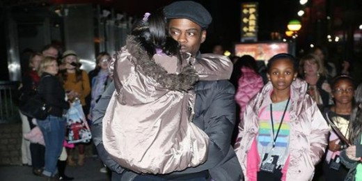 Chris Rock and Kids