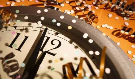 Clock_New Year