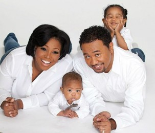 actress_Kellie Williams-Jackson and Family