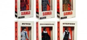 Django Action Figures
