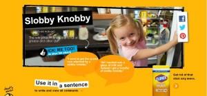 Icktionary Slobby Knobby