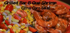 BMWK Grilled Bar-B-Que Shrimp with Citrus Corn Salad feature2 (600x399)
