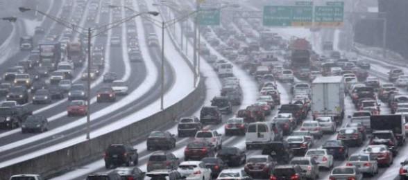 Atlanta Snow Storm