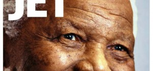 JET Magazine Commemorative Nelson Mandela Cover