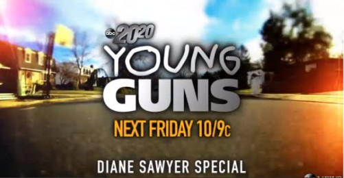 Young Guns Diane Sawyer Special