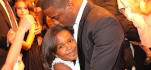 Kevin Hart and Daughter