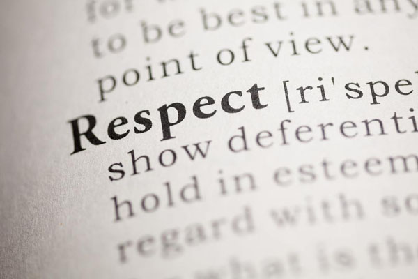 signs of disrespect at work