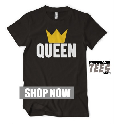 MT Queen Crown Tee