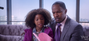 "Official ""Annie"" Trailer Starring Quvenzhané Wallis & Jamie Fox"