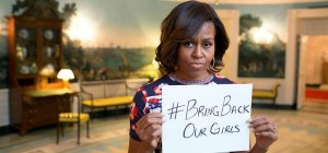FLOTUS - Bring Bakc Our Girls