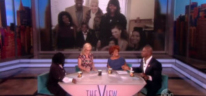 Terry Crews on The View