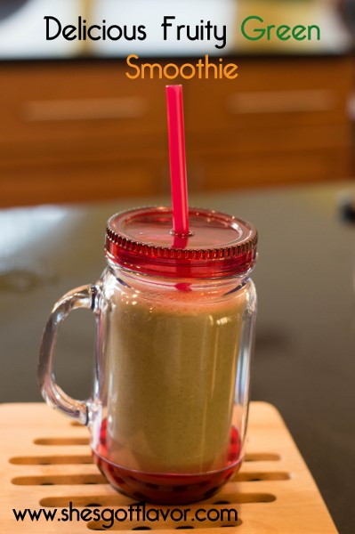 BMWK Delicious Fruity Green Smoothie feature (399x600)