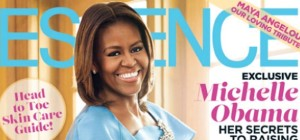 Michelle Obama on Essence