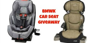 Evenflo Car Seat Giveaway
