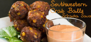 Southwestern Crab Balls and Spicy Mayo_feature