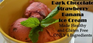 Feature Dark Chocolate Strawberry Banana Ice Cream Feature 4