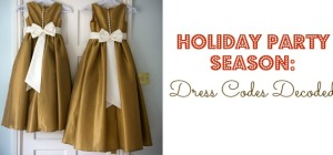Holiday Dress Code TNM