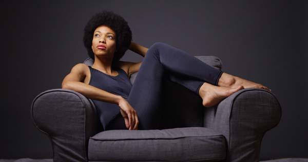 Sexy Ebony Mature Women
