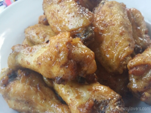 ... Recipe Week – Crispy Old Bay Wings, Holiday Game Day Food