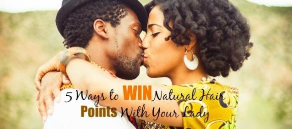 BMWK 5 Ways to Win Natural Hair