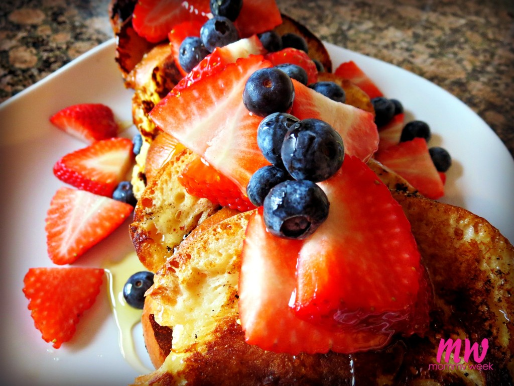 This Challah French Toast Recipe is great for a special weekend ...