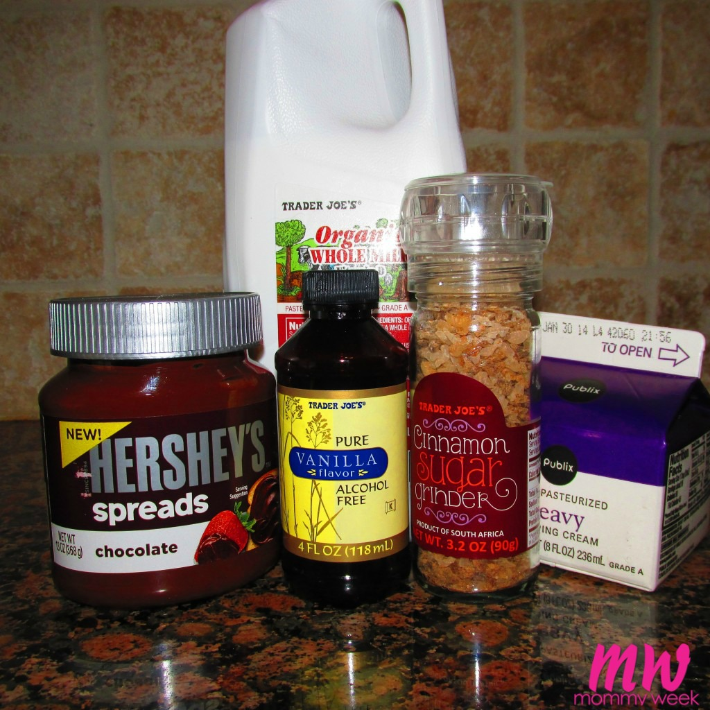 Easy Hershey's Spreads Hot Chocolate Recipe ...
