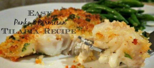 Tilapia recipes healthy easy