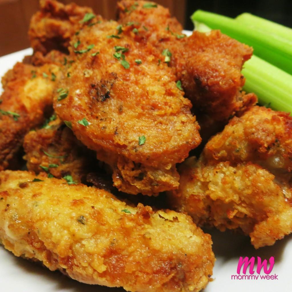 Ranch Chicken Wings