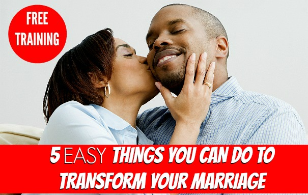 Transform Your Marriage Training