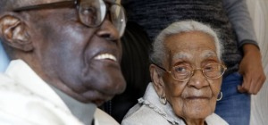Couple Married 82 Years