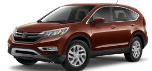 Honda CR-V Promotion