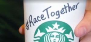 Race Together Starbucks