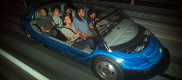 Tyler Family_Visiting_Epcot_Test Track_feature