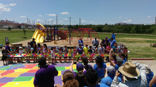 Lets Play_Playground Build_finish