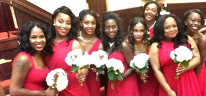 Bridesmaids Dwayna