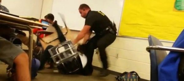 cop slams girlfeature
