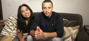 Stephen and Aisha CurryFeature