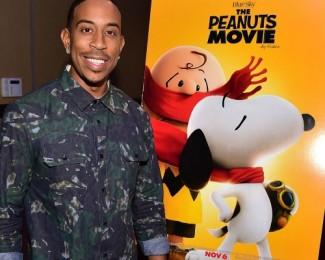 ATLANTA, GA - NOVEMBER 03: Ludacris attends 20th Century Fox's