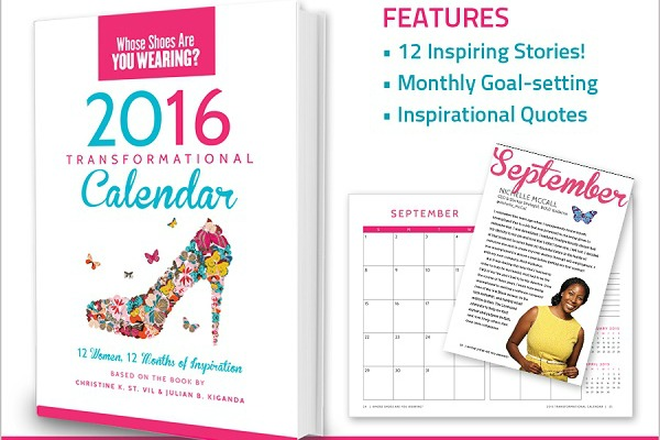 BFGG 2016 Whose Shoes Calendar 600x400