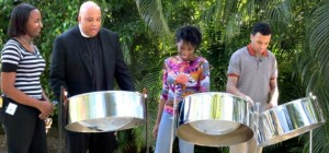 Rev Run Steel Drums Feature