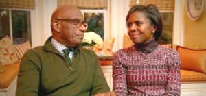 Al Roker and Deborah RobertsFeature