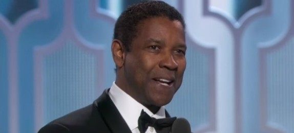 Denzel Golden Globe Feature