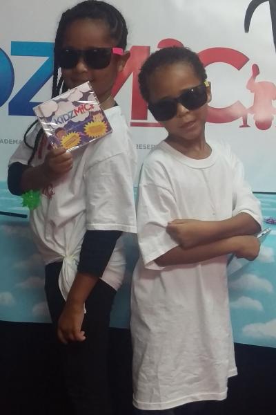 Kidz Mic Founders