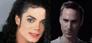 Michael Jackson and Joseph Fiennes Feature